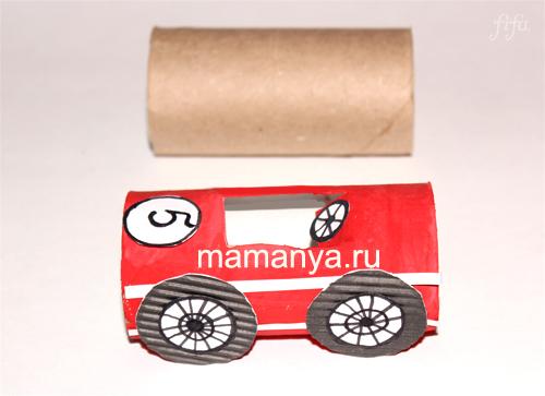 Как сделать игрушку своими руками из бумаги