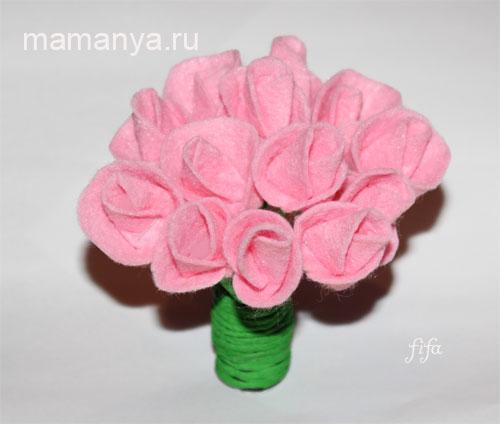 Как сделать цветы своими руками поделки