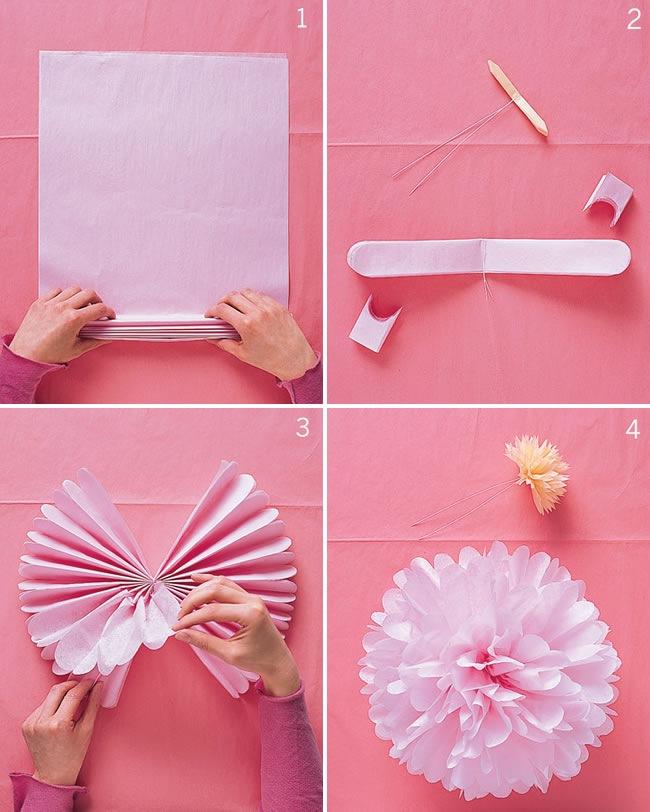 Как можно сделать из бумаги цветок своими руками видео