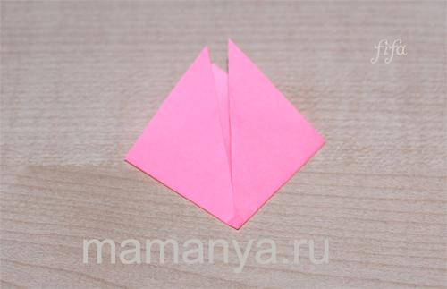 Цветы из бумаги, как сделать кусудаму