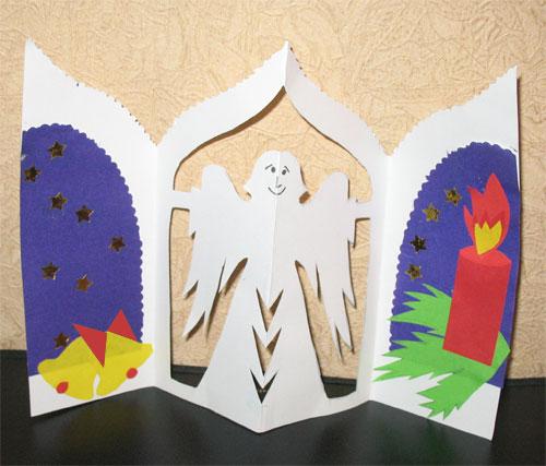 Открытка на рождество своими руками с детьми: http://salon-santana.ru/otkrytka-na-rozhdestvo-svoimi-rukami-s-detmi.html